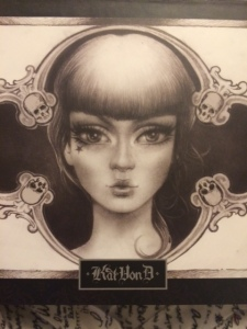 Kat Von D Book of Shadows