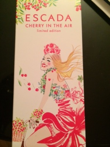 Cherry in the Air