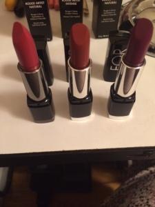MUFE Lipsticks