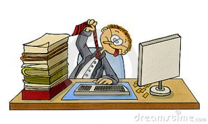 cartoon-frustrated-office-worker-8398547